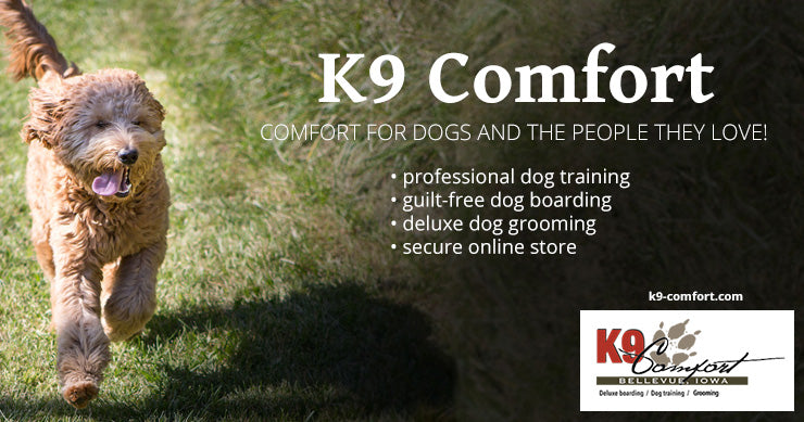 K9 Comfort: Training, Grooming & Boarding, Dog Treats