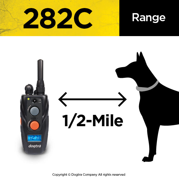 Dogtra 282C Training Collar