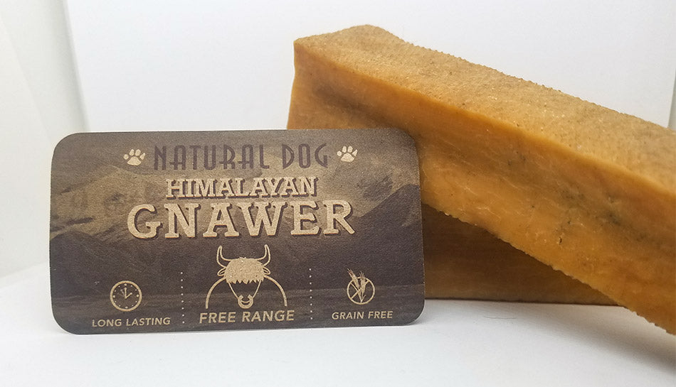 Natural Dog Himalayan chews