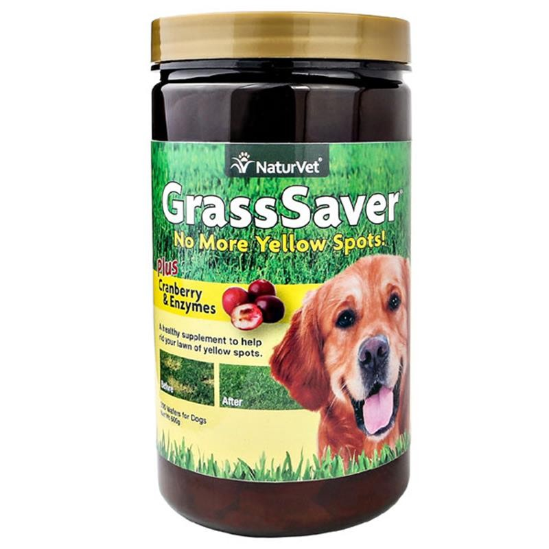 NaturVet® Grass Savers Tablets