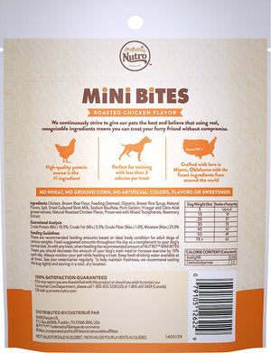 NUTRO Mini bites - 8 oz.