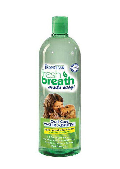 TheraBreath Fresh Breath Water Additive