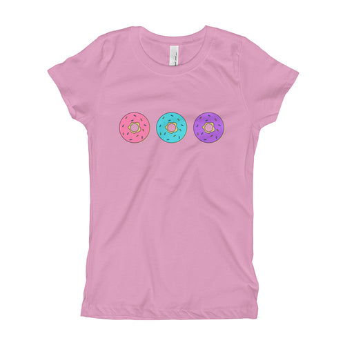 Donut Girl's T-Shirt
