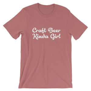 Craft Beer Kinda Girl