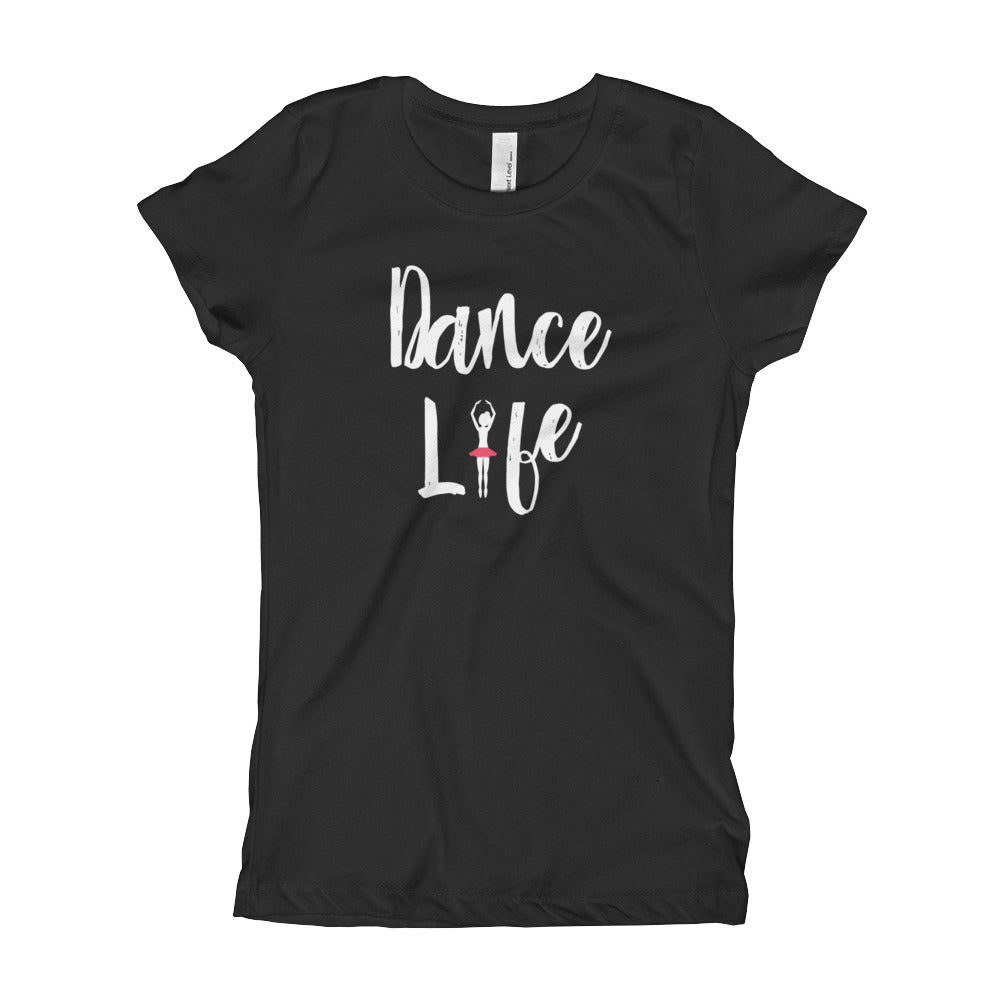 Dance Life Girl's T-Shirt