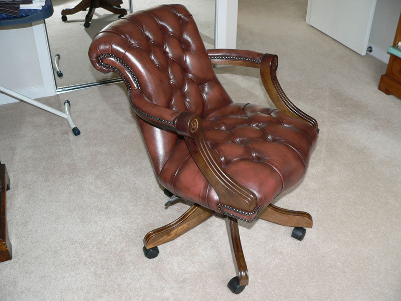 Admiral's Chair