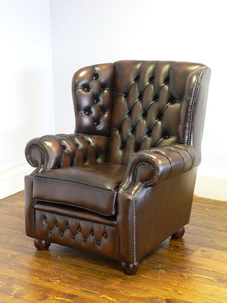 Canterbury Wing Chair
