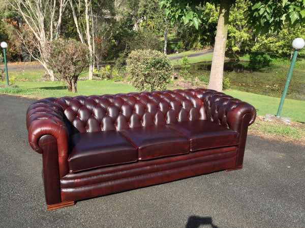 Buckingham Chesterfield