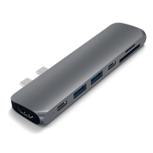 Load image into Gallery viewer, Aluminum USB-C Hub for MacBook Pro/Air