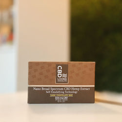 CBD Living Chocolate Bar 120mg