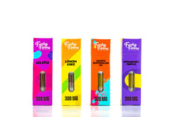 Funky Farms Vape Carts 350mg - 4 Flavor Choices