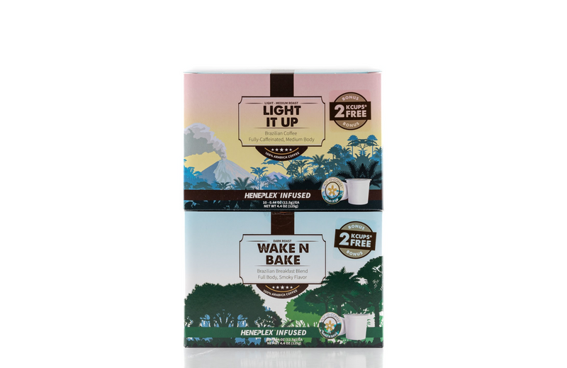 Pot-O-Coffee CBD K-CUPS