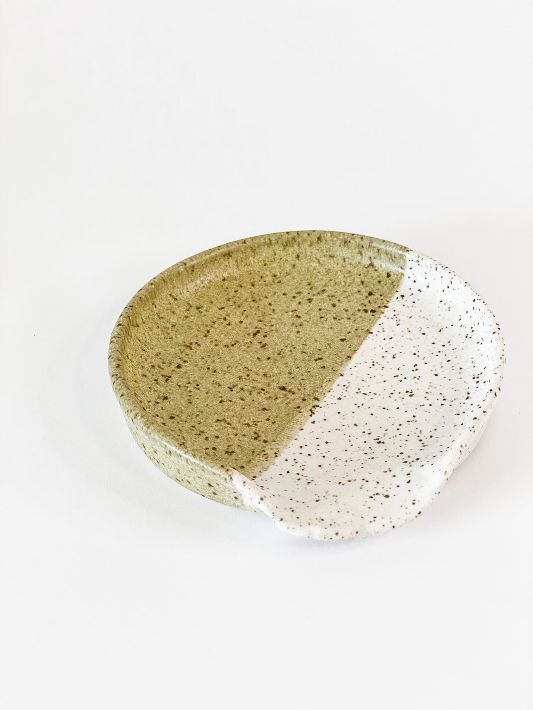 Speckle Spoon Holder
