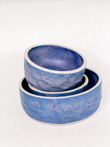 Speckle Bowl Blue