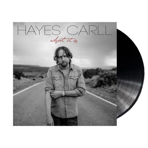 Hayes Carll - What It Is (Vinyl)