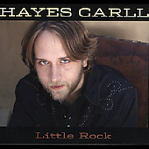 Hayes Carll - Little Rock (CD)