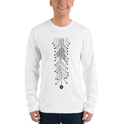 Buy Long Sleeve Personalized T-shirt