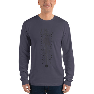 Long Sleeve Personalized T-shirt