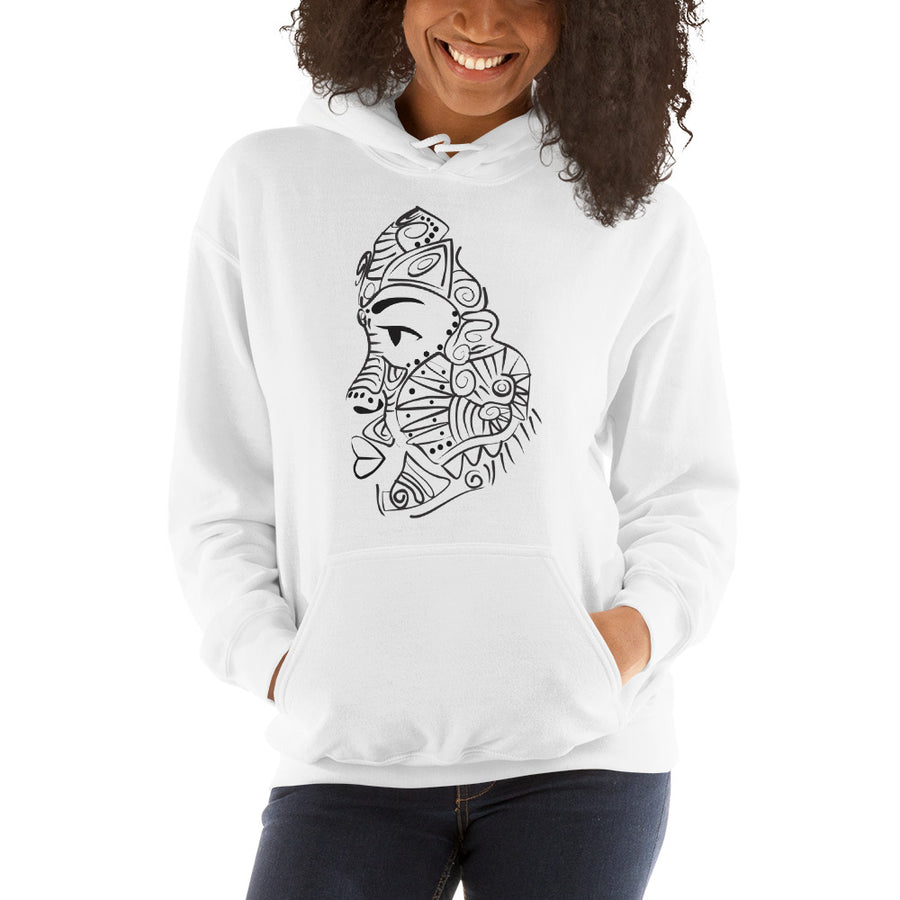 Women's Personalized Hooded Sweatshirt