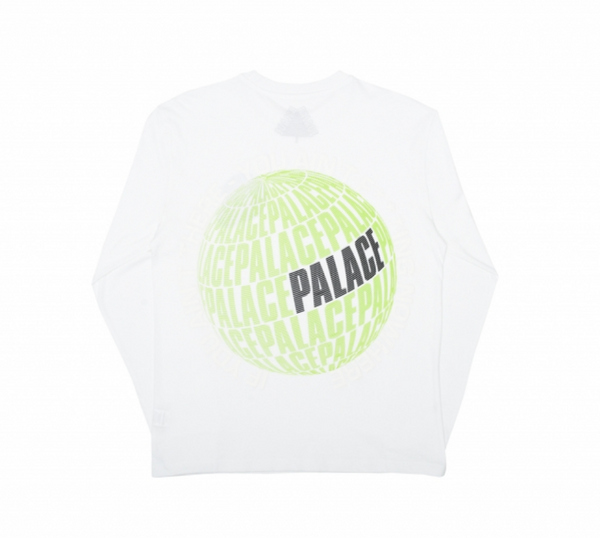 876c5a2fe8ef ... PALACE IF YOU AINT THERE LONGSLEEVE TEE WHITE  Product type   Product  vendor  -