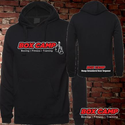 Box Camp - Hoodie Midweight - Mens