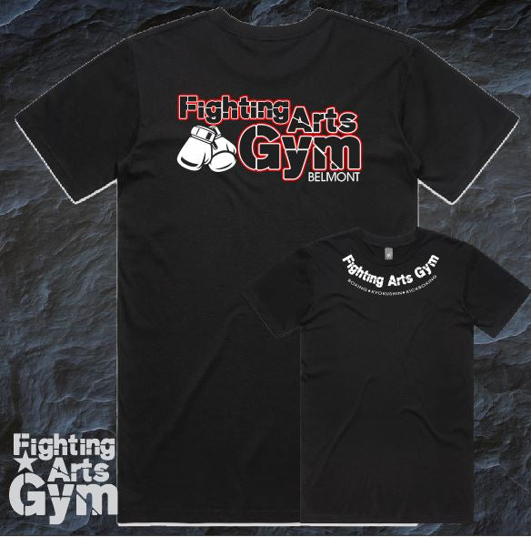 FIGHTING ARTS GYM - T-Shirt - Kids - Black