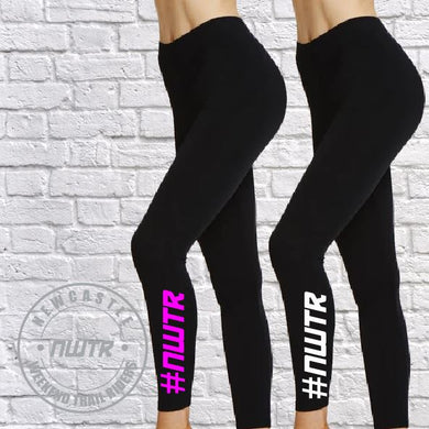 NWTR - Full Length Leggings - Ladies - Black