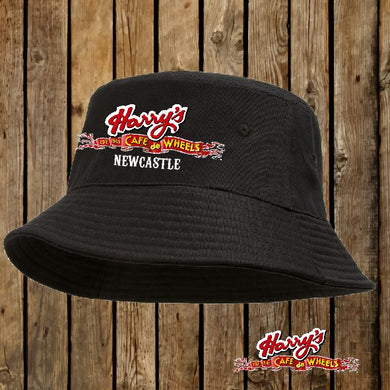 Harry's Cafe de Wheels Newcastle Bucket Hat