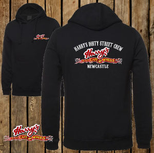 Harry's Cafe de Wheels Newcastle Crew Hoodie