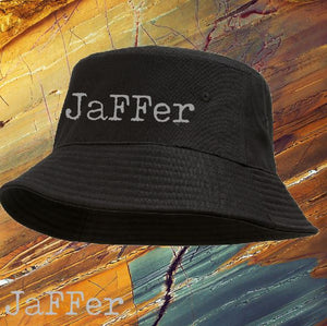 JaFFer - Bucket Hat - Black