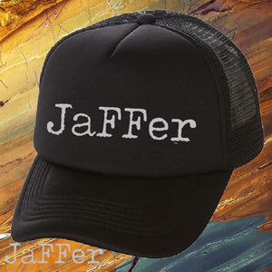 JaFFer - Trucker Cap - Black