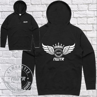 NWTR - Newcastle Weekend Trail Riders - Members - Hoodie Midweight - Black