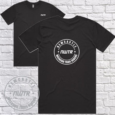 NWTR - Newcastle Weekend Trail Riders - Members - T-Shirt - Coal
