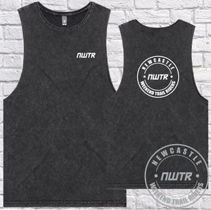 NWTR - Newcastle Weekend Trail Riders - Members Tank - Stone Wash