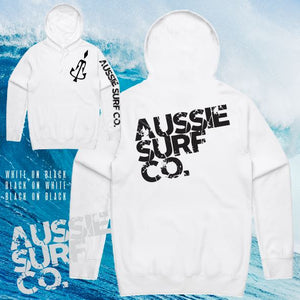 Aussie Surf Co - Hoodie Midweight -  Mens Womens and Kids