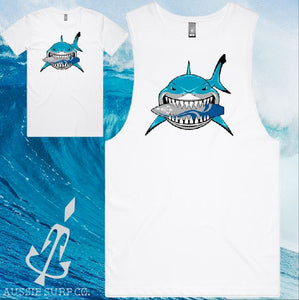Aussie Surf Co - Muscle or T-Shirt - Surf Shark