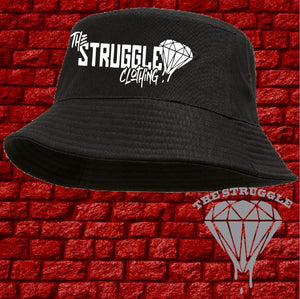 THE STRUGGLE -  Bucket Hat