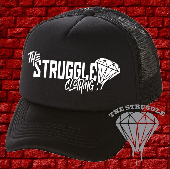 The Struggle - Trucker Cap
