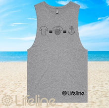 Load image into Gallery viewer, Lifeline - Tank - Mens