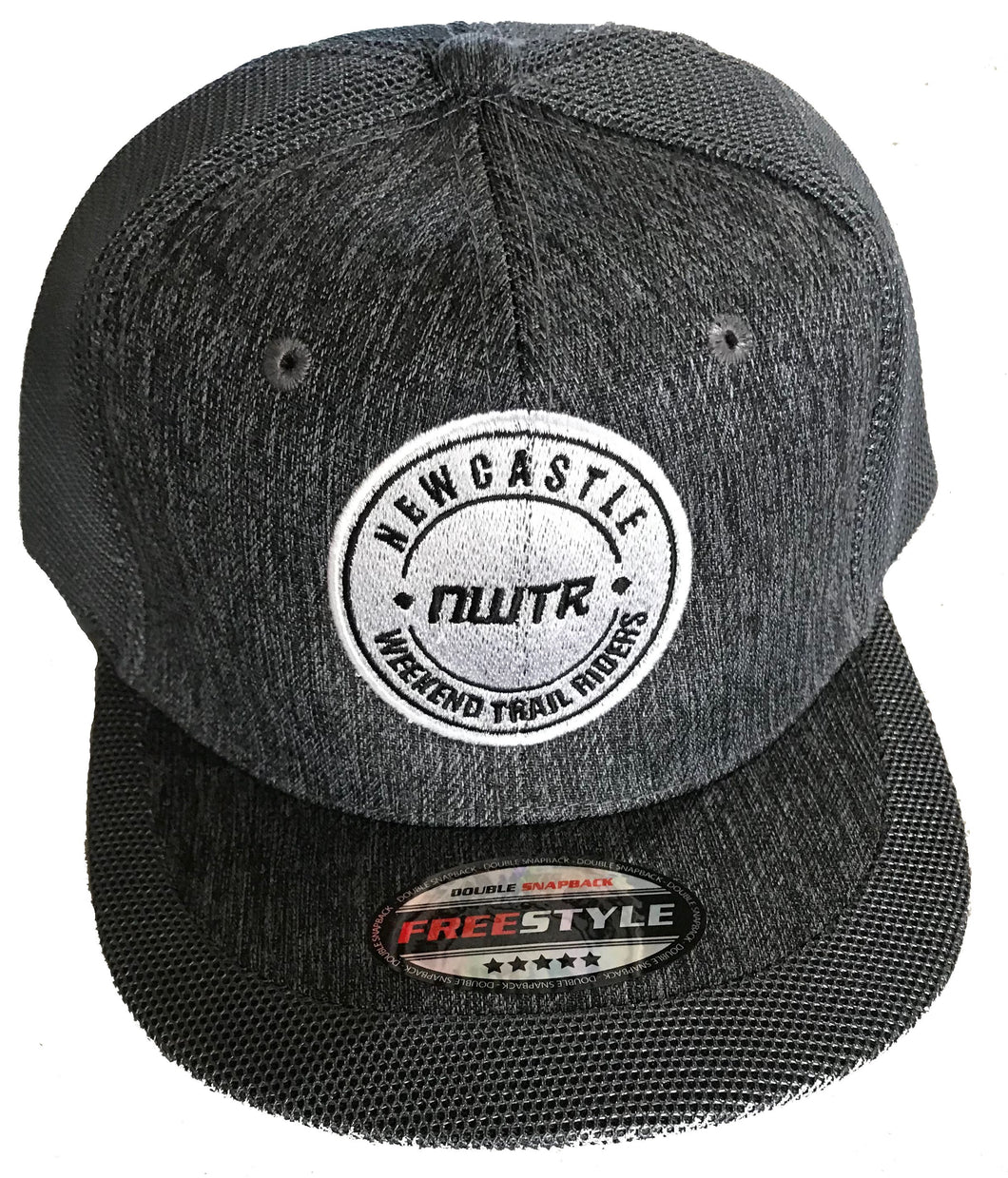 NWTR - Newcastle Members- Snap Back Caps