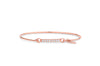 Rose Gold Bracelet Bar
