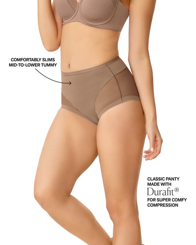 Truly Undetectable Comfy Panty Shaper