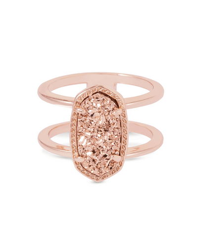 Elyse Ring In Rose Gold