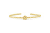 Flex Fit Bracelet Pavé Love Knot