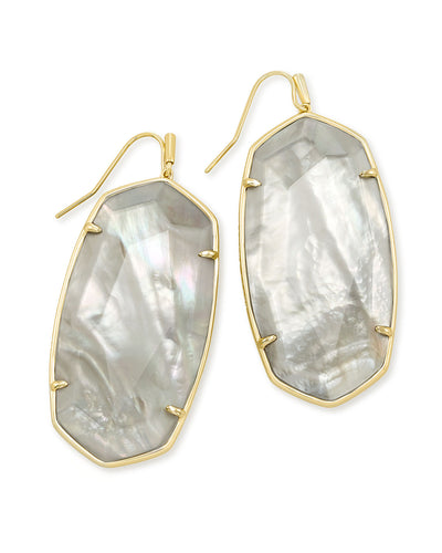 Faceted Danielle Drop Earrings