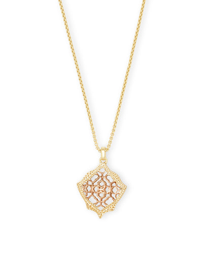 KACEY NECKLACE FILIGREE