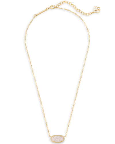 Kendra Scott Elisa Gold Pendant Necklace