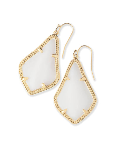 Kendra Scott Gold Drop Earrings