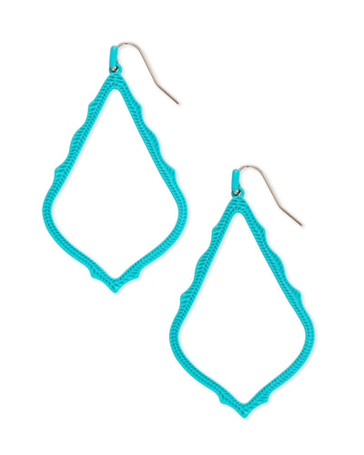 Kendra Scott Sophee Matte Drop Earrings Summer Pop