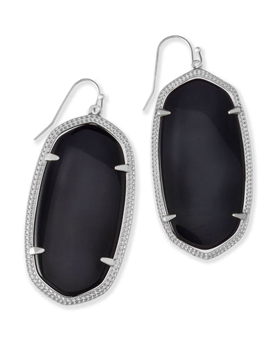 Kendra Scott Danielle Silver Earrings